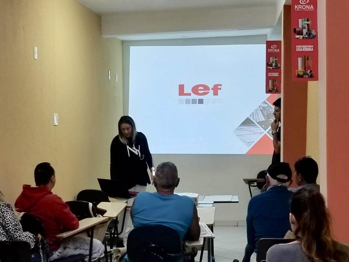 Grupo LEF - Colocação de pisos e revestimentos
