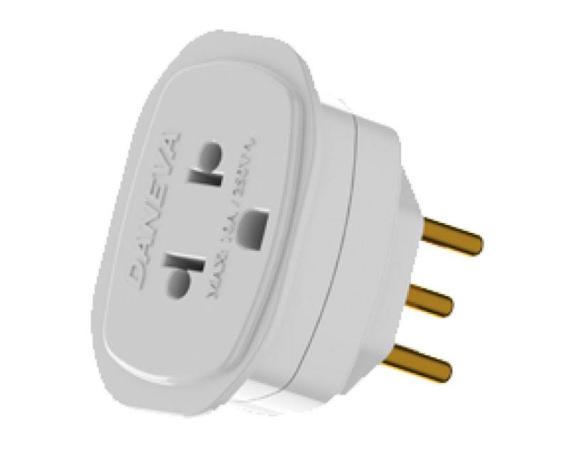 Plugs e adaptadores